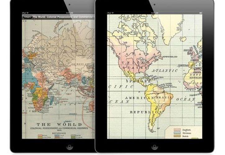 """De acuerdo con los organizadores, esta """"app"""" disponible para iPad. (apple.com)"""