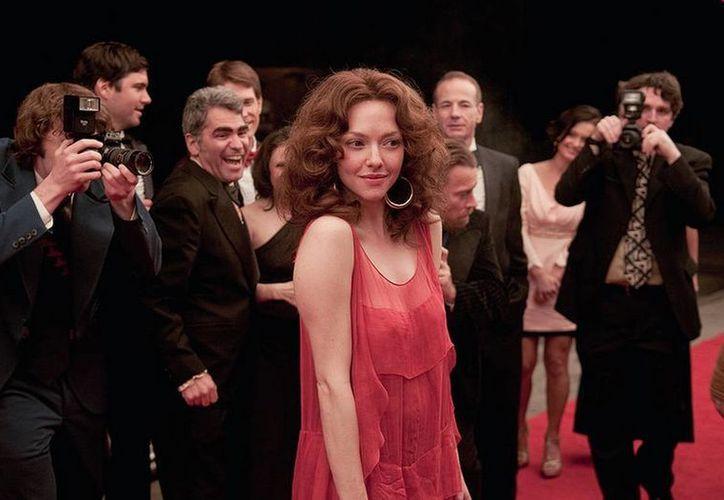 Amanda Seyfried dijo sentirse satisfecha con el resultado final de 'Lovelace'. (thelovelacemovie.com)
