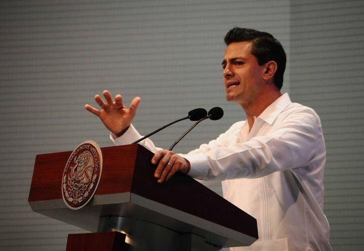 El mandatario mexicano dijo que se atenderá a 7.4 millones de personas. (Archivo/Notimex)