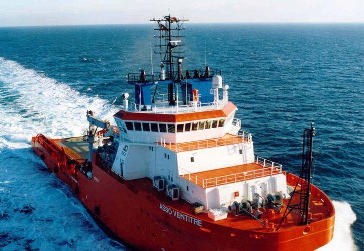 La embarcación secuestrada el pasado diciembre. (augusta-offshore.cafima.it)