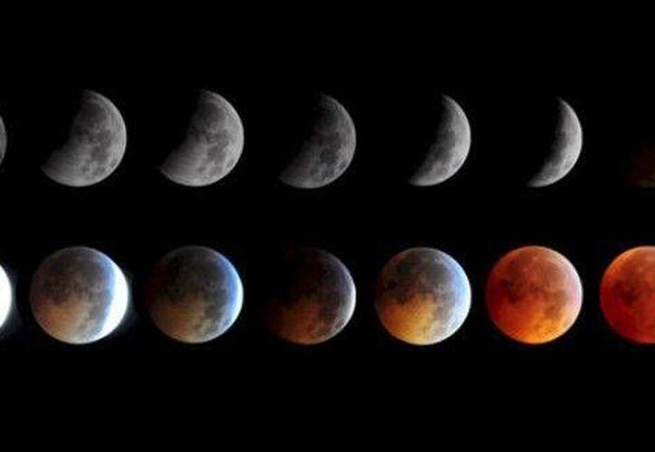 Durante el espectáculo celeste, la Luna se situará en la constelación de Piscis. (NASA)