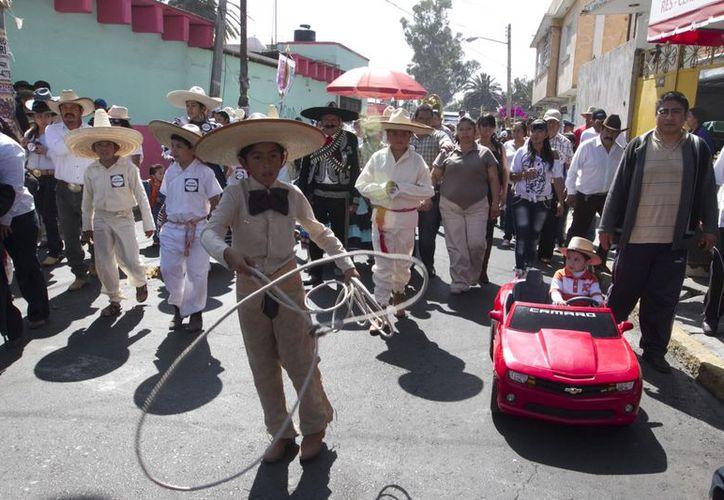 La Revolución le 'llega' a muchos mexicanos. (Notimex)