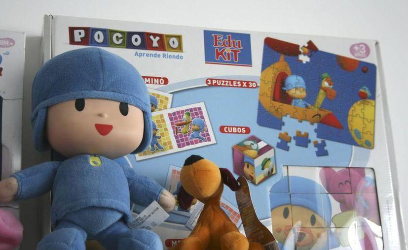 Pocoyó, el famoso protagonista de una serie de animación  dirigida al público infantil. (EFE/Archivo)