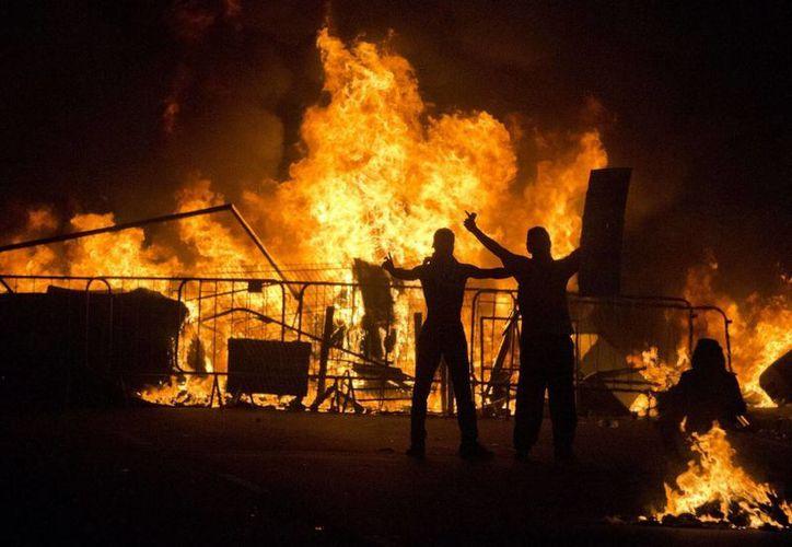 Los policías especializados buscarán evitar que las protestas se salgan de control como pasó en la Copa Confederaciones. (Agencias)