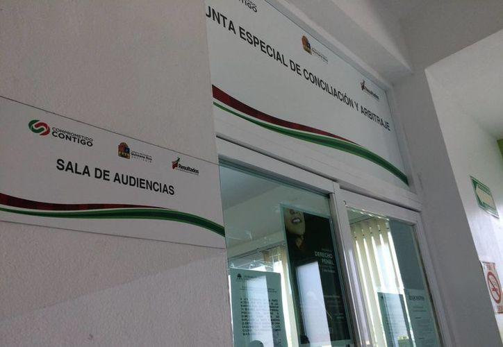 Buscan dignificar las Juntas Especiales de Conciliación y Arbitraje. (Redacción)