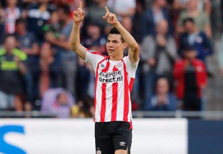 Lozano está por disputar su segunda temporada con los granjeros. (AS México)