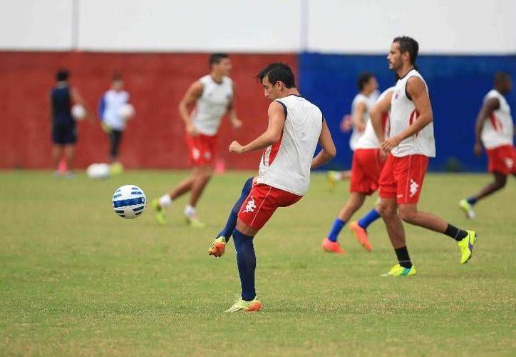 El juego de ida será el 1 de noviembre en el Estadio Olímpico Andrés Quintana Roo y el de vuelta el 8 de noviembre en Aguascalientes. (Redacción/SIPSE)