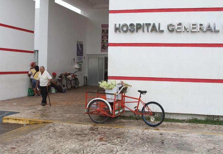 El Régimen de Protección en Salud se convertirá en un órgano descentralizado. (Benjamín Pat/ SIPSE)