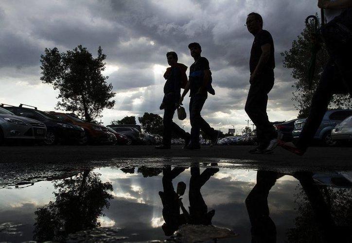 Conagua informó que se esperan lluvias fuertes en Sonora, Chihuahua, Aguascalientes y Guanajuato. (Archivo/Notimex)