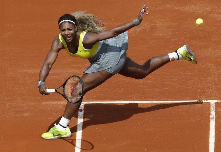 Serena Williams no solamente es talentosa para el tenis, sino también para el twerking. Así lo demostró la estadounidense en un video. (Archivo AP)
