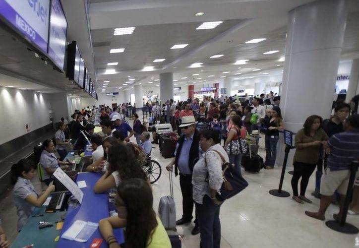 El turismo nacional ha tenido un repunte en el número de viajeros en este año. (Redacción/ SIPSE)