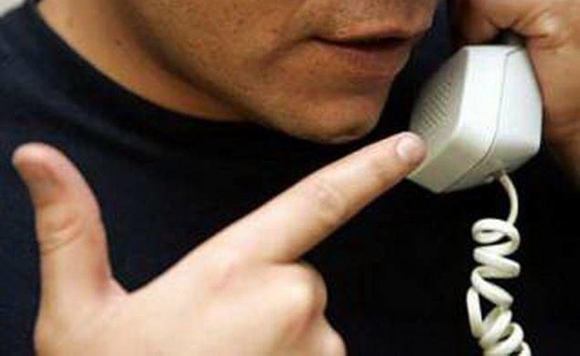 El servicio *5533 podrá recibir hasta 45 mil denuncias al día. (Archivo/SIPSE)