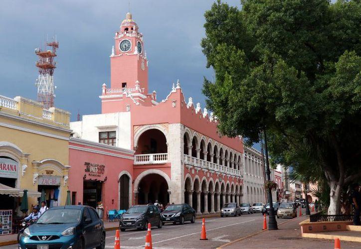 Con 10 regidores, el PAN es el partido con mayor representación en el Cabildo meridano. (Jorge Acosta/ Milenio Novedades)