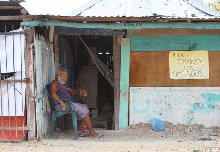 Los proyectos hacen referencia a evitar el hacinamiento en las viviendas. (Carlos Horta/ SIPSE)