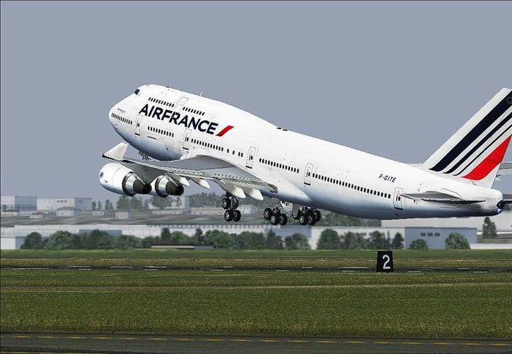 La ruta París-Cancún inició el 21 de octubre del 2011. (Israel Leal/SIPSE)