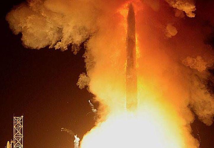 Un accidente nuclear relacionado con el lanzamiento de un misil se mantuvo bajo secreto en Estados Unidos. (Wikimedia / United States Air Force)