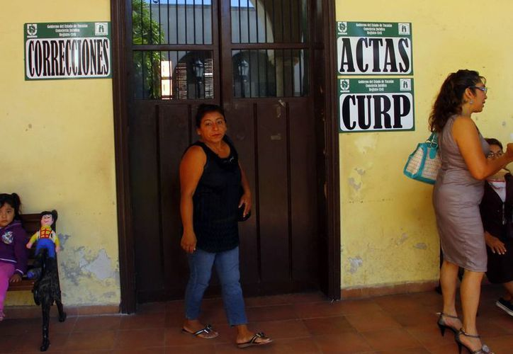 El Registro Civil de Yucatán planea interconectar 30 fiscalías locales a la red nacional de datos. (Milenio Novedades)