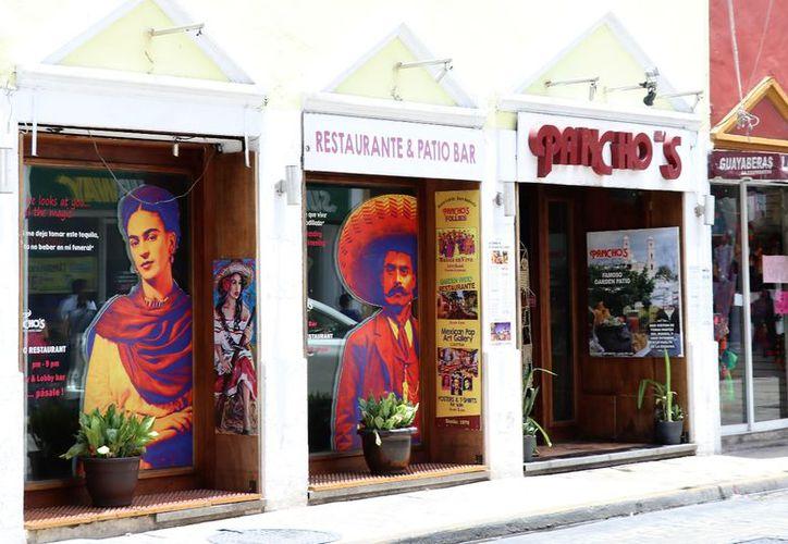 Restaurantes del primer cuadro buscan la buena convivencia en la zona. (Daniel Sandoval/Milenio Novedades)