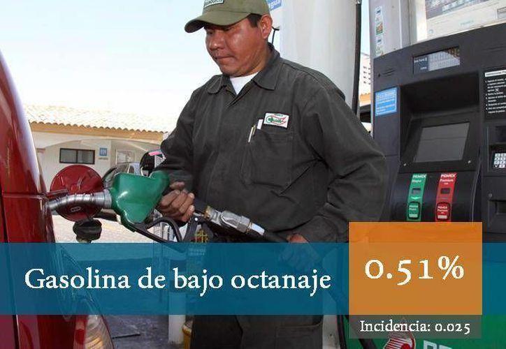 El precio de la gasolina de bajo octanaje solo aumentó 0.51%, pero su afectación radica en su uso cotidiano para millones de personas. (excelsior.com.mx)