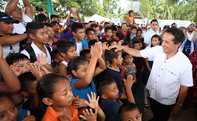 Desde el inicio de su administración, el gobernador Carlos Joaquín ha impulsado el rescate de Chetumal con mejoras de infraestructura urbana y espacios recreativos dignos. (Redacción/SIPSE)