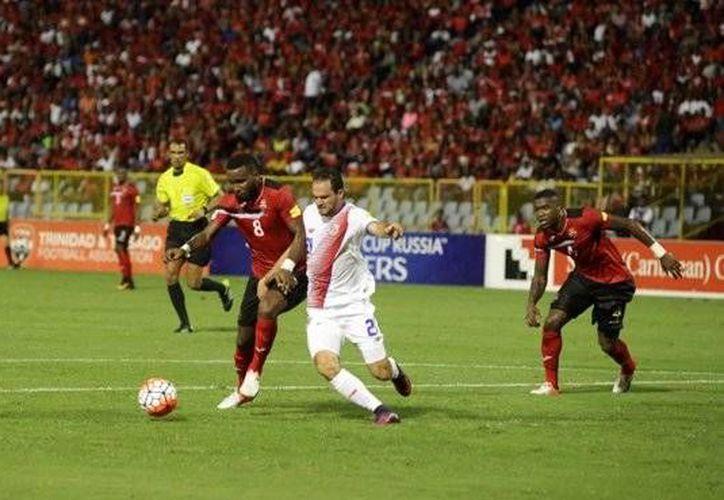 Costa Rica sumó tres puntos importantes en el inicio del Hexagonal Final de la Concacaf.(Foto tomada de Futbol Total)
