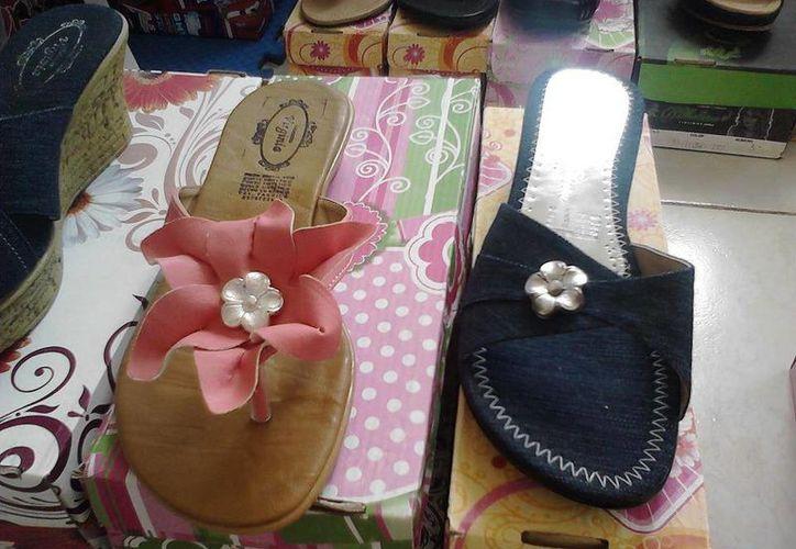El calzado de Ticul anda en busca de nuevos mercados. (SIPSE)