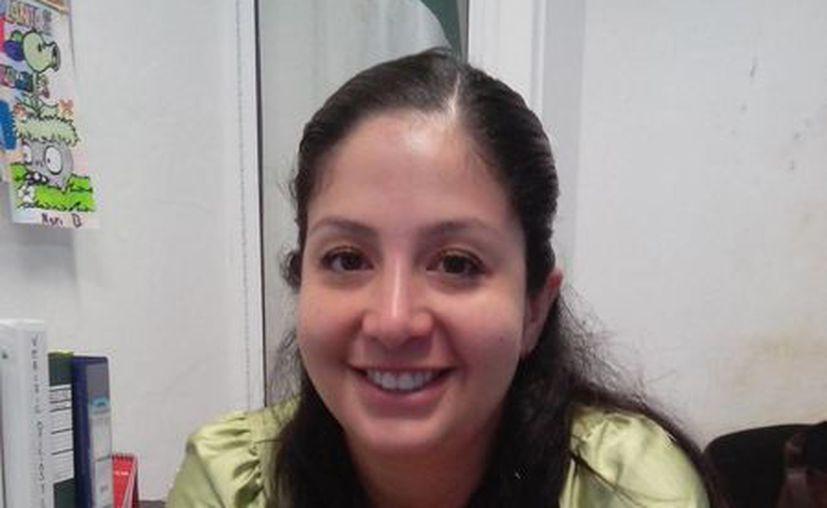 Nora Mendoza Ayala, señaló que se apliacarán nuevas estrategias para el consumidor para interponer quejas. ( Yesenia Barradas/SIPSE)