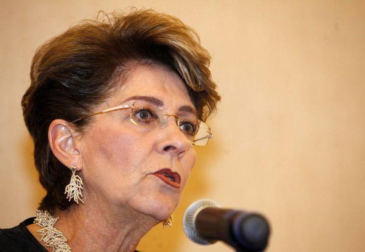 México ha aplicado exitosamente la liberación de sustancias farmacológicas, aseguró Mercedes Juan López, titular de la SSA. (Archivo/Notimex)