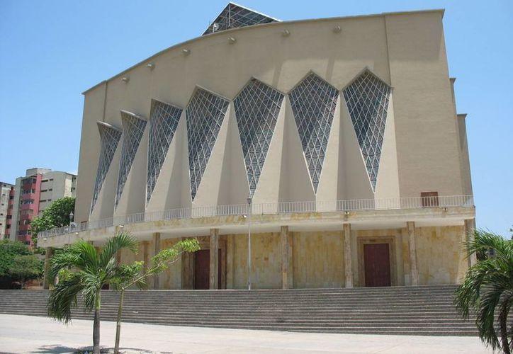 Una de las cinco parroquias de Barranquilla que atendía el cura Valle. (esacademic.com)