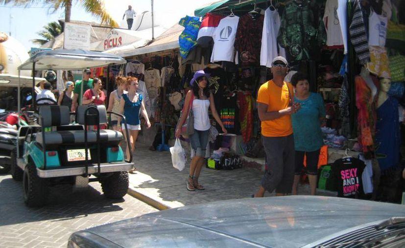 Se espera una buena afluencia turística durante las vacaciones de Semana Santa. (Lanrry Parra/SIPSE)