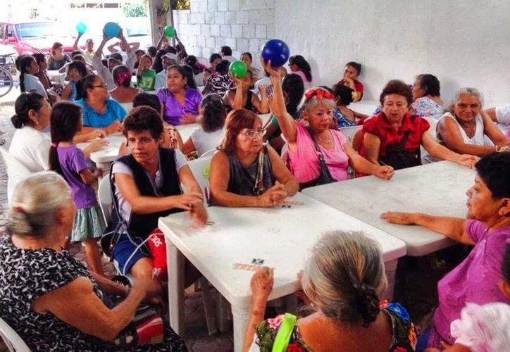 La fundación YVL de Playa del Carmen, detectó el año pasado a 100 adultos mayores que sufrieron maltrato. (Daniel Pacheco/SIPSE)