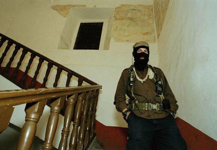 Marcos acusó a los gobiernos federal y de Chiapas de organizar emboscadas contra el EZLN. (borderlandbeat.com)