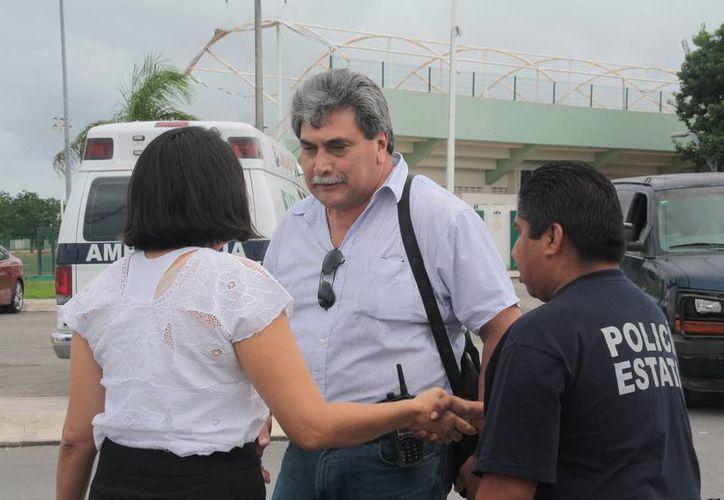 Declaran que el grupo de autogobierno se encarga de cobrar cuotas. (Julián Miranda/SIPSE)