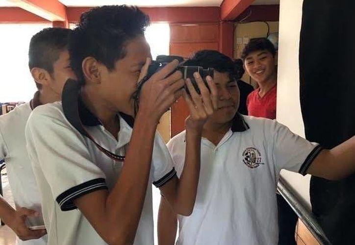 La exposición fotográfica se inaugurará este lunes, a las 16 horas, en la Escuela Técnica número 77 de Mérida.(Milenio Novedades)