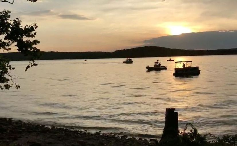 La embarcación llevaba 31 personas a bordo, según detalló durante una rueda de prensa el sheriff del condado. (Milenio)