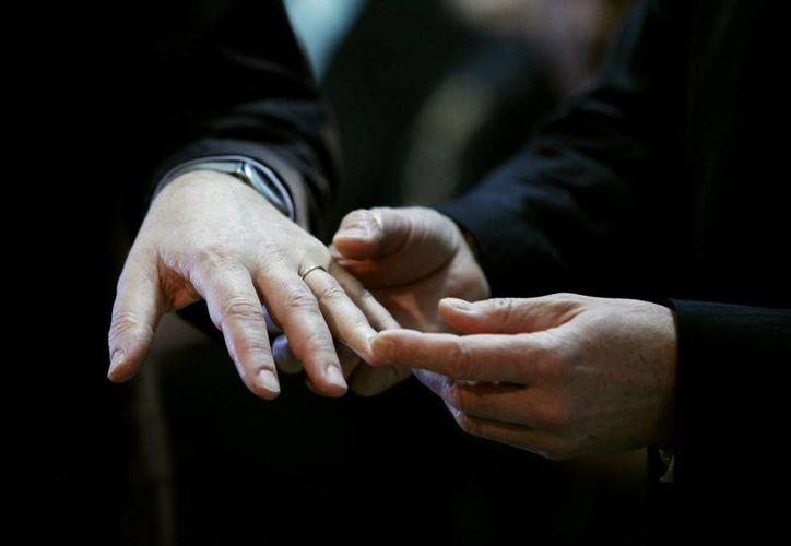 Hasta el momento, 19 estados de la Unión Americana permiten los matrimonios entre personas del mismo sexo. (EFE)