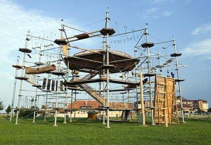 Las instalaciones del parque Rocarena ofrecen 'extrema seguridad' para los visitantes. (radiorebelde.cu)