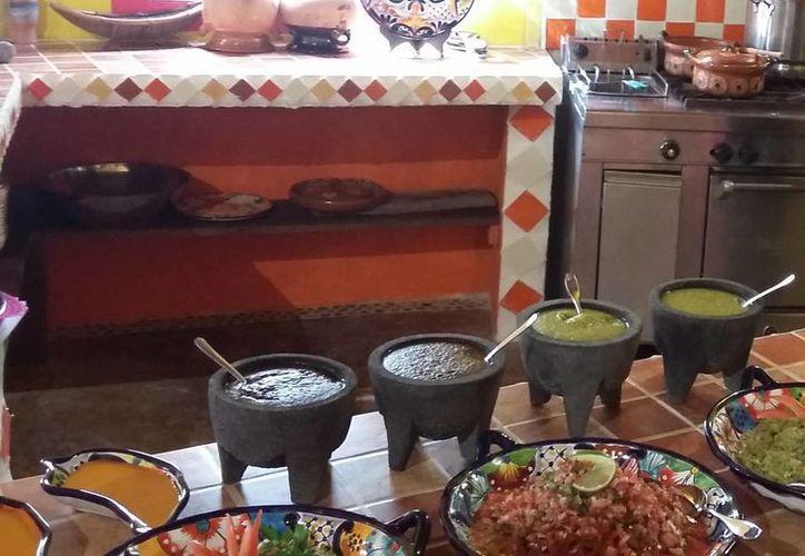 Los visitantes disfrutarán de los sabores de México en medio de la selva. (Luis Soto/SIPSE)