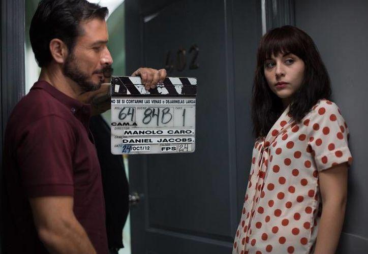 El director de cine y escritor mexicano Manolo Caro también trabaja en la obra 'Cama para dos'. (Milenio Novedades)