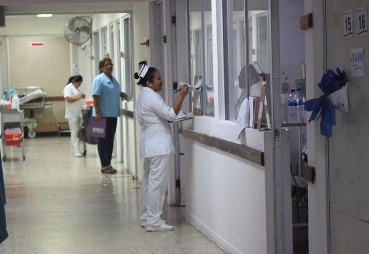 El diagnóstico de esta patología se lleva a cabo a través de un examen de sangre llamado VDRL. (Israel Leal/ SIPSE)