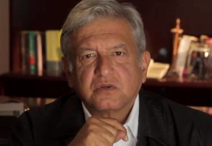 'La situación va a estar cada vez peor', señaló López Obrador en el video. (Captura de pantalla)