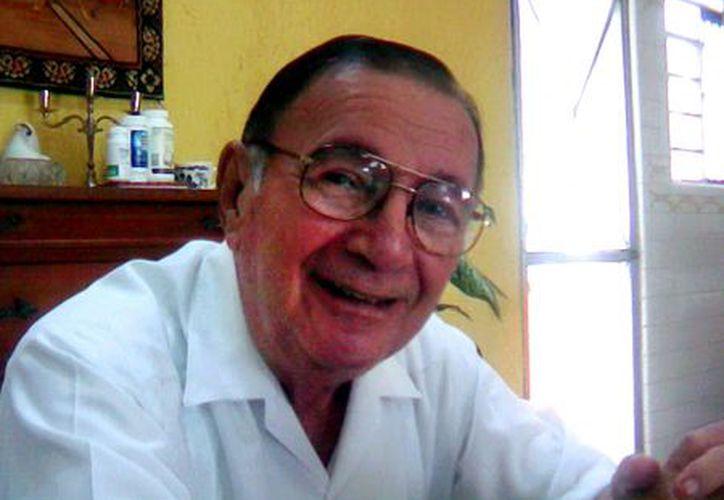 Don Rolando Carrillo y Fajardo, un destacado yucateco. (Milenio Novedades)