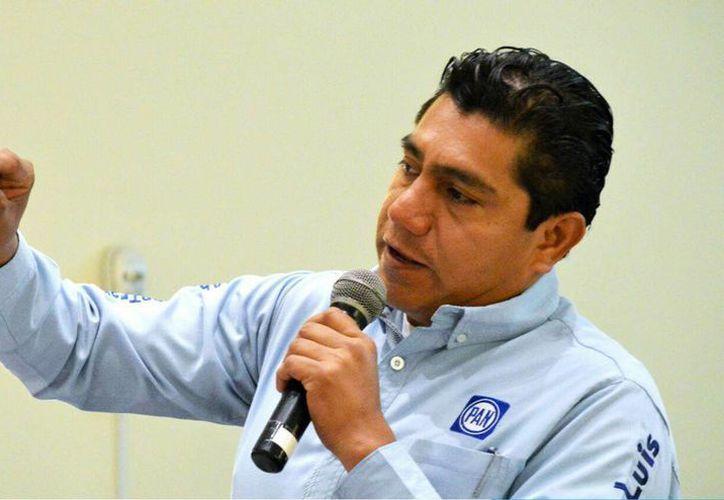 Jorge Luis Preciado reconoce su derrota en Colima y acusó que el gobierno federal intervino en los comicios, a través de sus secretarías, con la compra del voto. (Tomado del Facebook de Jorge Luis Preciado)