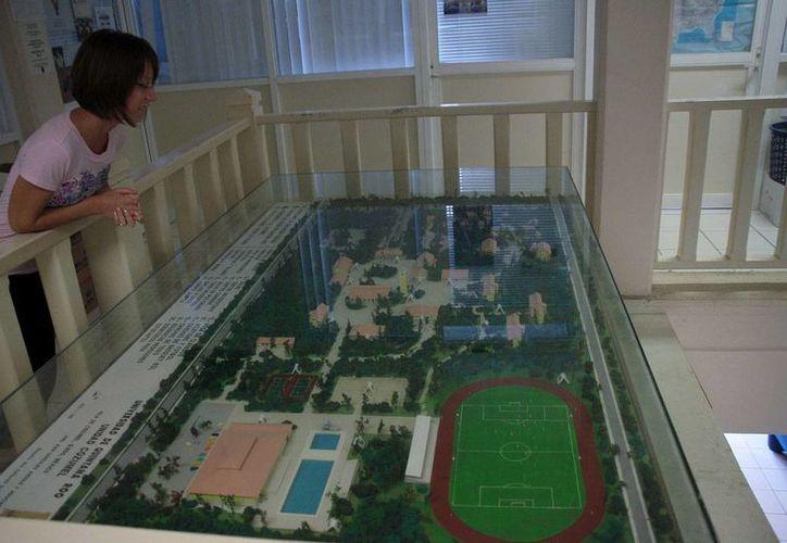 Este año se podría concretar la construcción del complejo de villas en la Uqroo. (Julián Miranda/SIPSE)