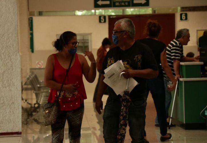 Exhortan a la población a tomar medidas preventivas contra la influenza. (Jorge Acosta/Milenio Novedades)