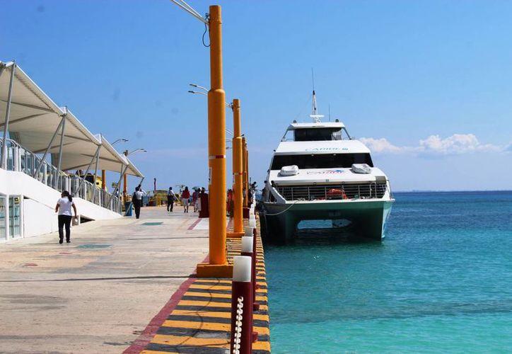 Barcos Caribe deberá tener un local para continuar con la venta de boletos en el muelle Navega, de Playa del Carmen. (Octavio Martínez/SIPSE)