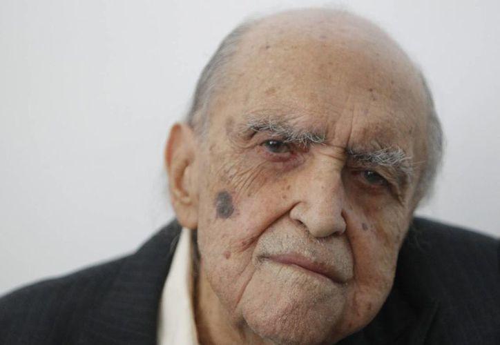 Niemeyer murió a los 104 años de edad. (Archivo/Agencias)