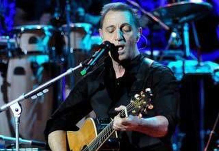 El cantautor venezolano Franco De Vita, estará en la Plaza de Toros de Cancún. (Contexto/Internet)