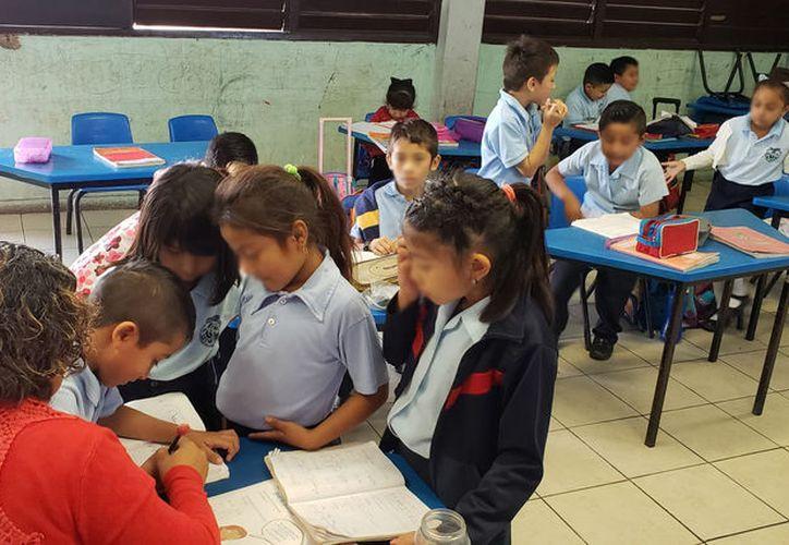 Iniciativas sobre educación. (José Acosta/Novedades Yucatán)