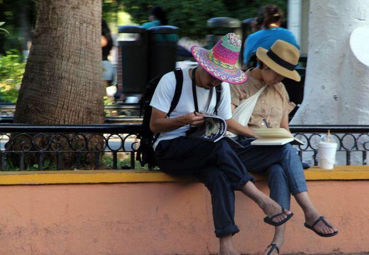 Para hoy se espera una recuperación en las temperaturas en Mérida y en general en Yucatán. (José Acosta/SIPSE)